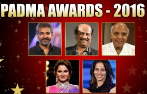 "nominated for ""Padma VIBhushan Award"""