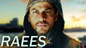 Shah Rukh Khan Raees 2016