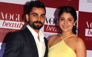Anushka Sharma and Veerat Kohli