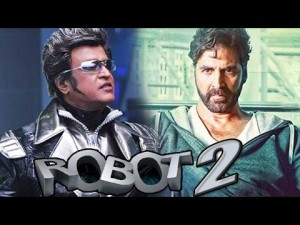 "Akshay Kumar In Film ""Robot 2"""