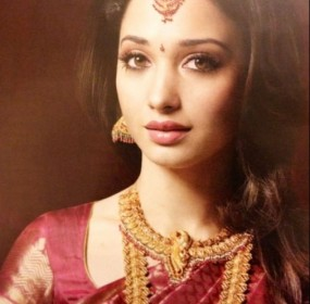 Tamannaah Bhatia in Wedding Dress