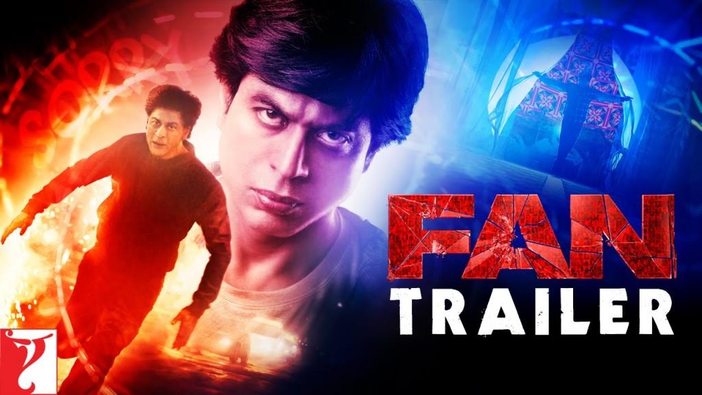 Shah Rukh Khan Movie 'Fan'