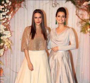 Bipasha Basu, Karan Singh Grover's Wedding Reception Pics
