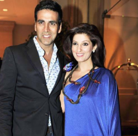 Akshay and His Wife Gone To Unknown Place for Vacations