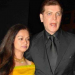 Aditya Pancholi with wife