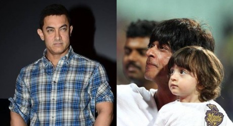 Aamir Khan Gifts For SRK Son