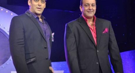 Salman Khan & Sanjay Dutt