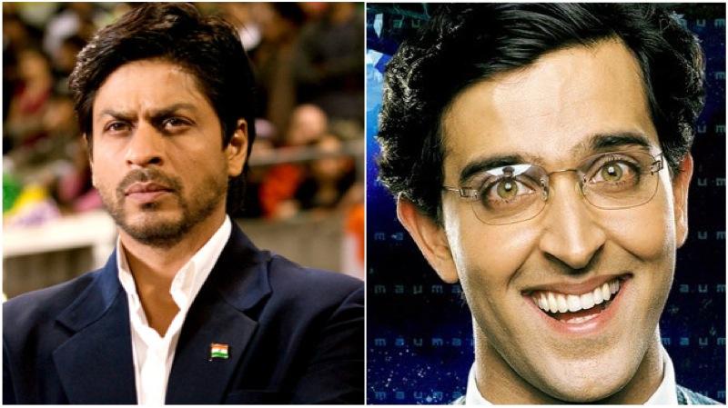 Hrithik Roshan Tweet To Shah Rukh