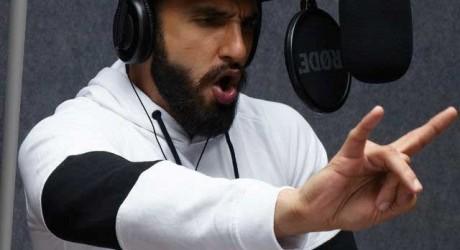 Ranveer Singh Starts Singing