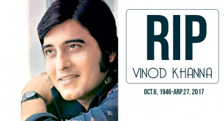 Bollywood Actor Vinod Khanna Passes Away