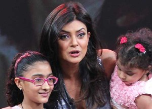 Sushmita Sen Daughter